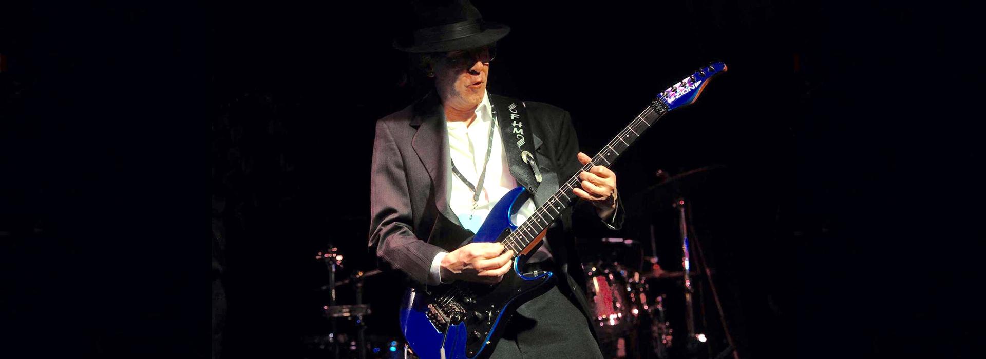 Forrest McDonald – Guitar Vocals