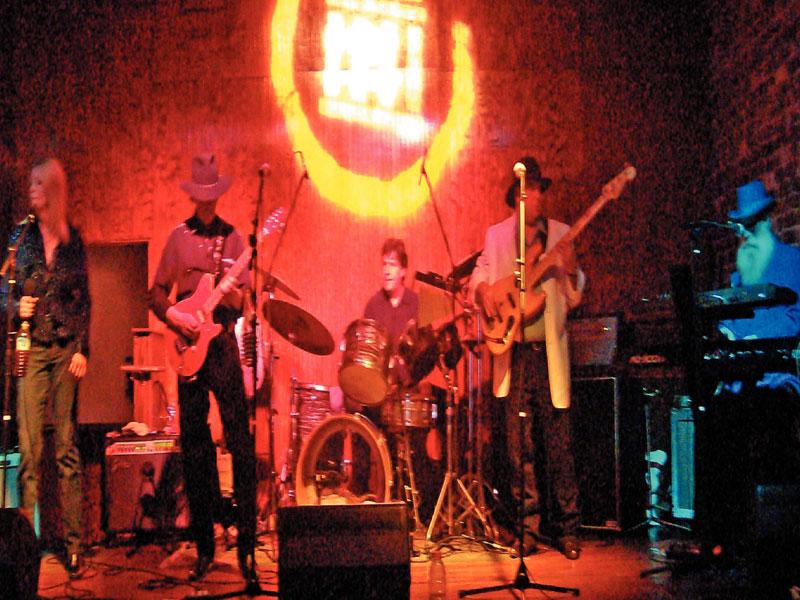 Forrest McDonald Band