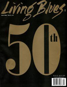 Living Blues 50th